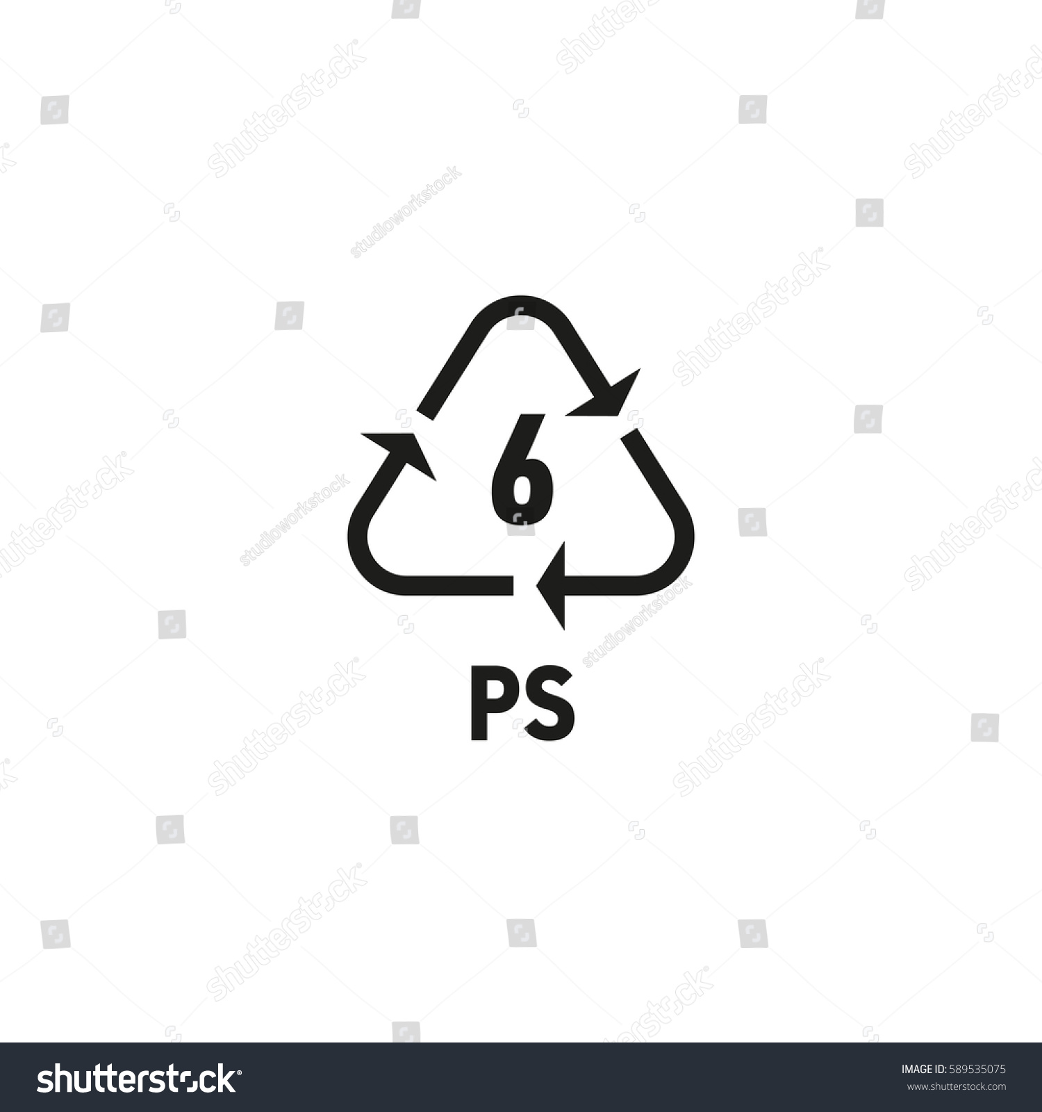 Packaging symbol isolated on white background stock vector packaging symbol isolated on white background vector illustration recycling symbol showing packaging materials made from buycottarizona
