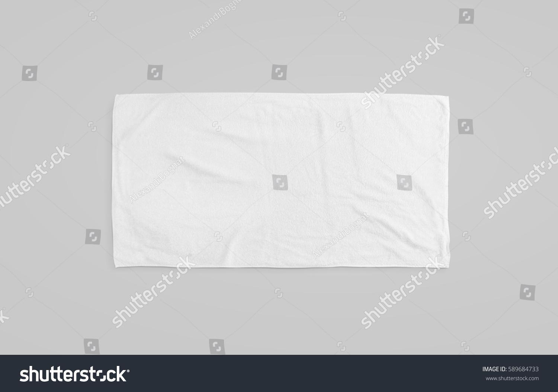 black white soft beach towel mockup stock photo 589684733 shutterstock. Black Bedroom Furniture Sets. Home Design Ideas