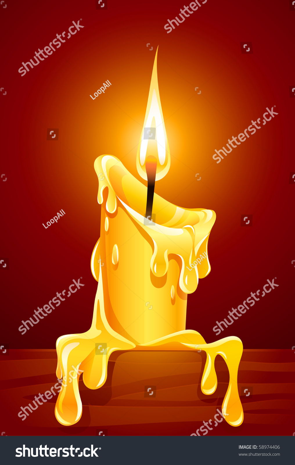 Candle Illustrations Vector Images Candle Illustration Candle Art Drawing Candle Flame Art