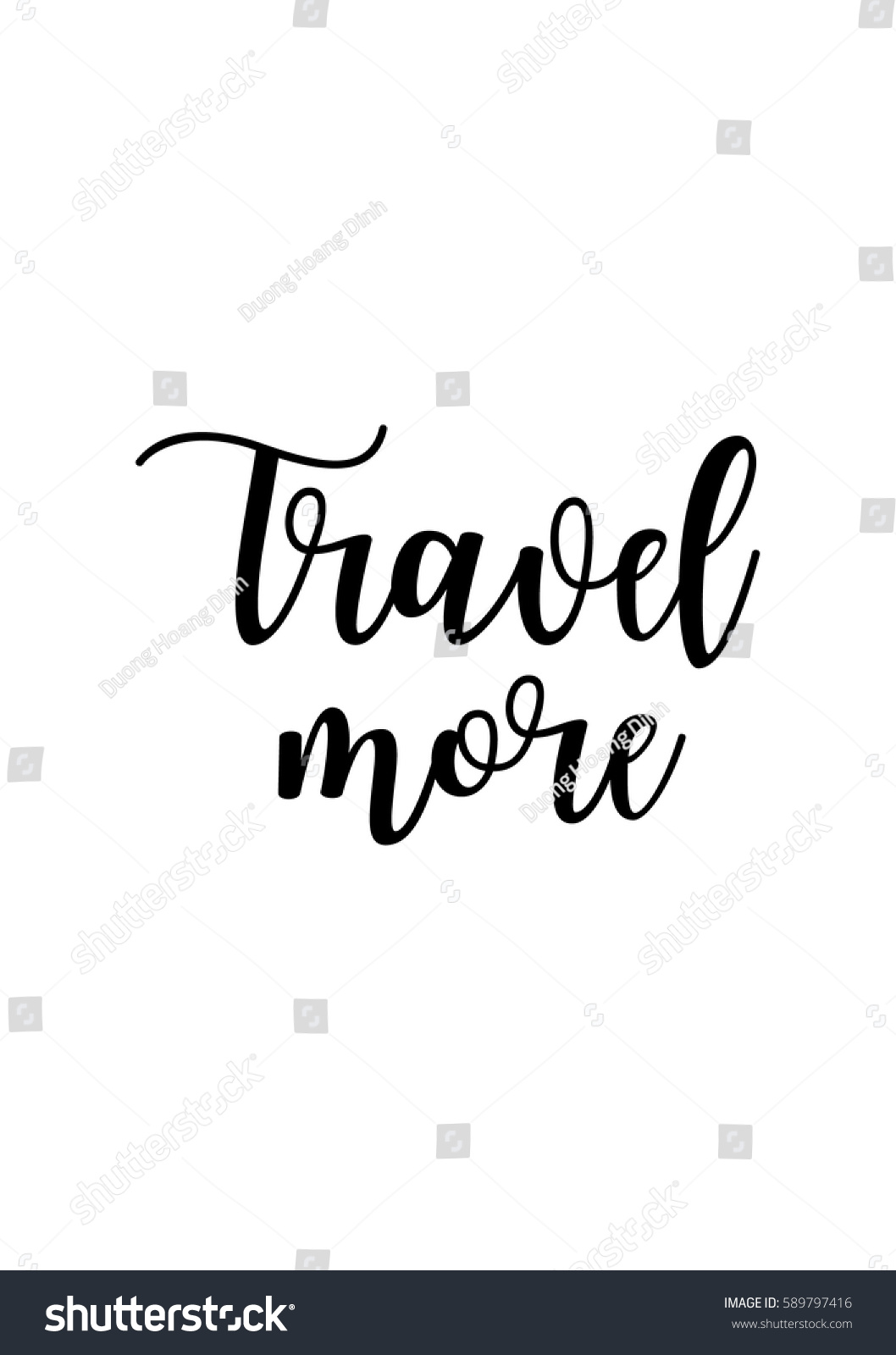 Travel Life Style Inspiration Quotes Lettering Motivational Quote