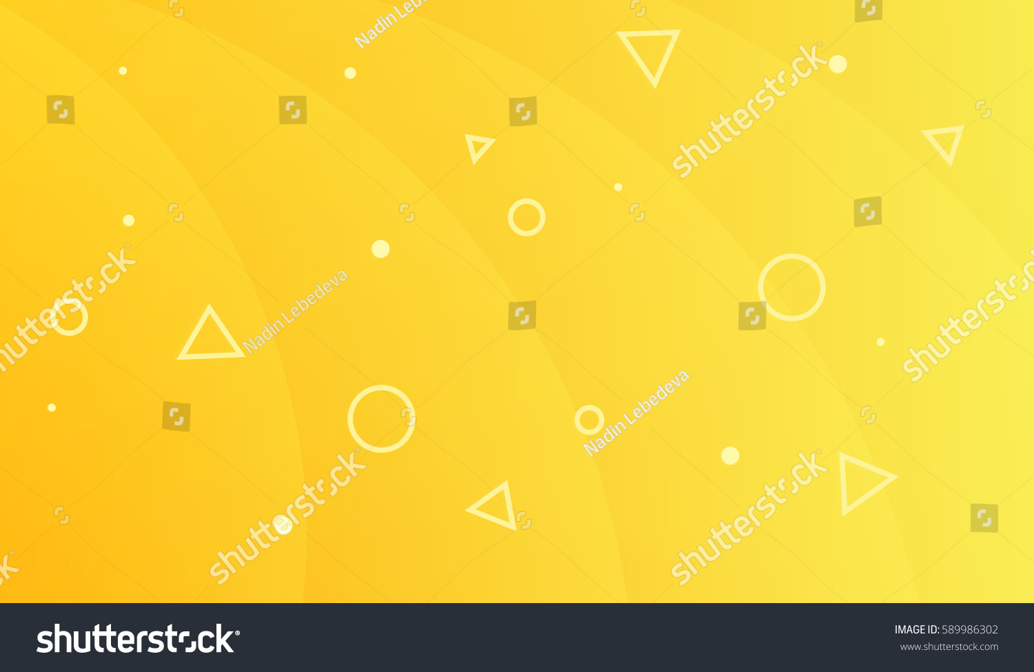 vector eps 10 yellow background design stock vector royalty free