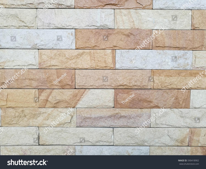 Decorative Stone Blocks : Decorative stone block stock photo shutterstock