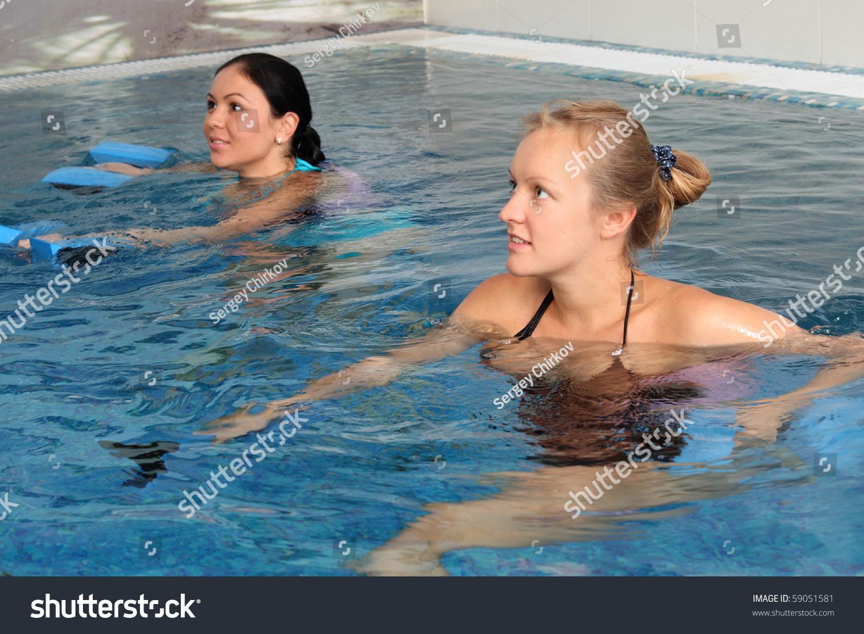 Employment Pregnant Women Small Pool Stock Photo 59051581 Shutterstock