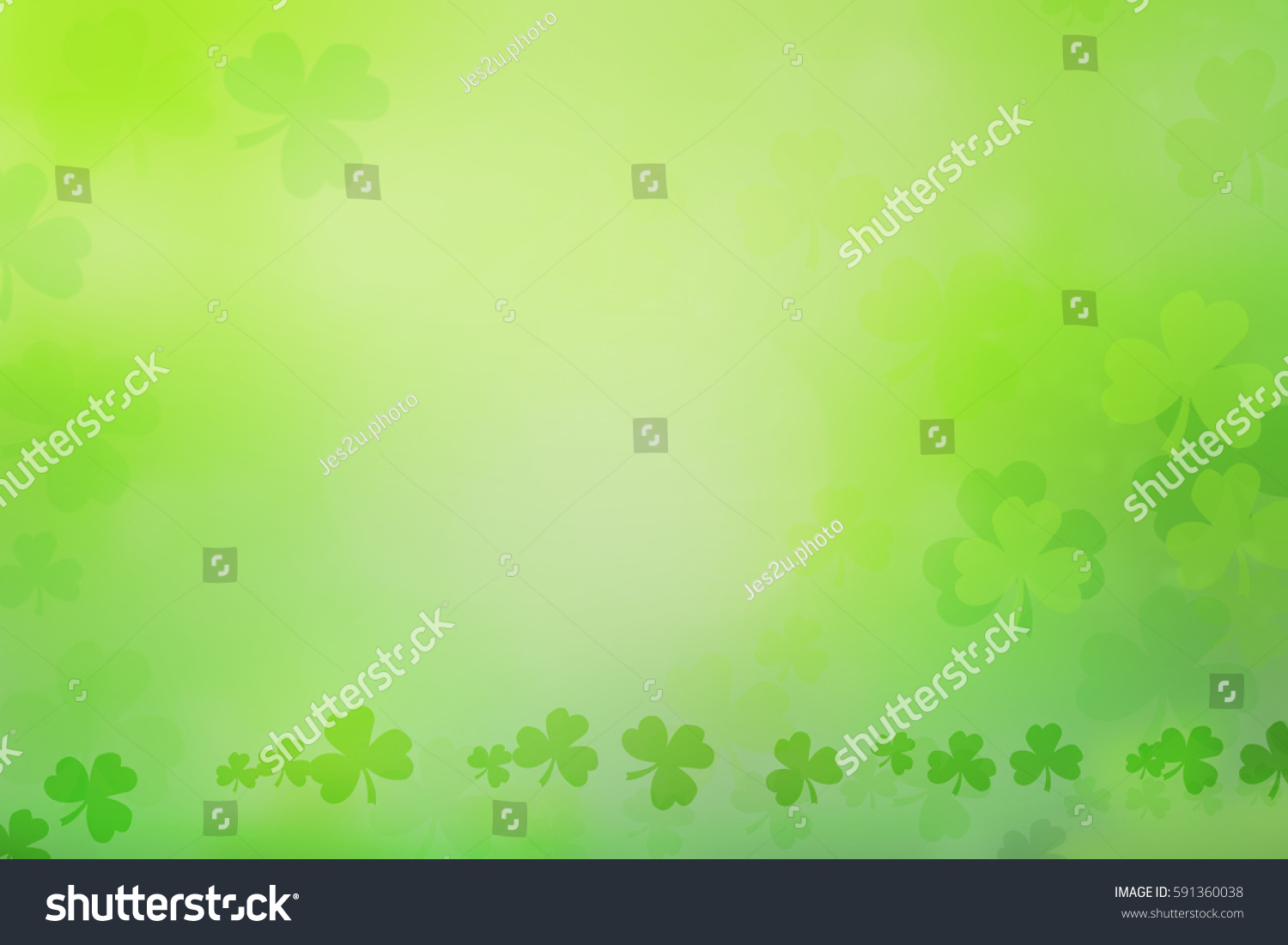 abstract st patrick theme - photo #16