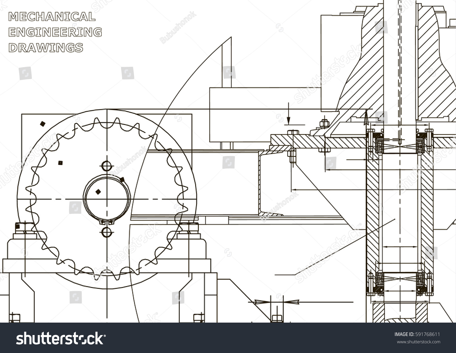 Blueprints engineering backgrounds mechanical engineering for Engineering blueprints