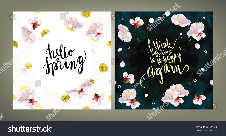 Set Spring mood