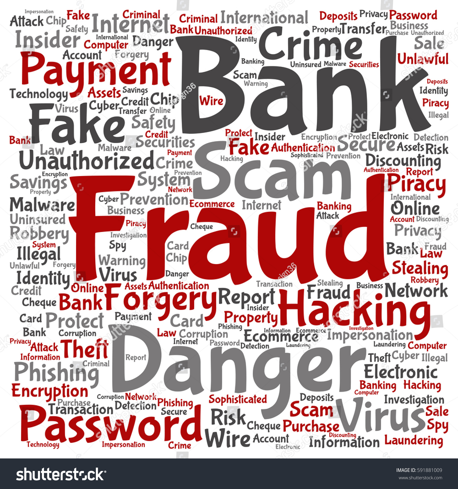 bank fraud Bank account fraud has occurred if transactions you haven't made show up on your bank statement bank account fraud could happen as a result of identity theft, when cards or bank account information has been stolen notify your bank immediately if you see any unusual activity on your account.