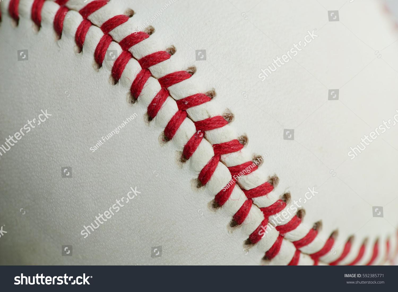 baseball texture background stock photo 592385771