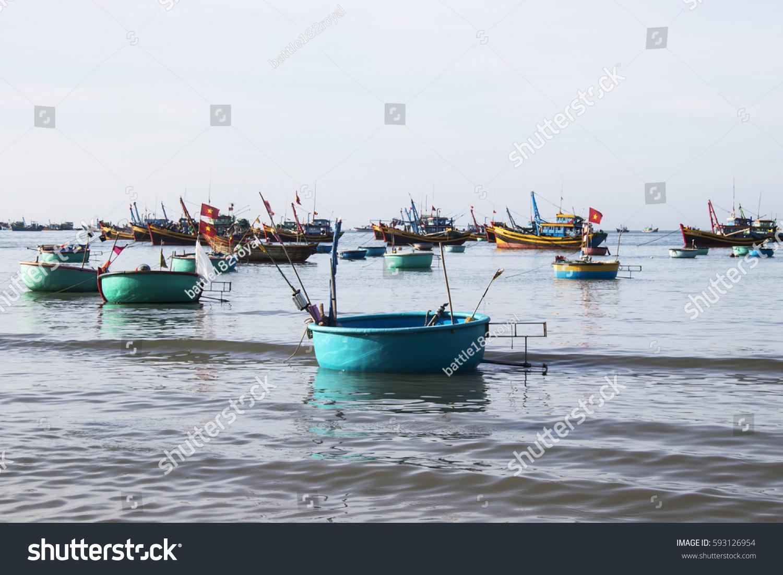 Mui ne vietnam feb 23 2017 stock photo 593126954 for Fish in vietnam
