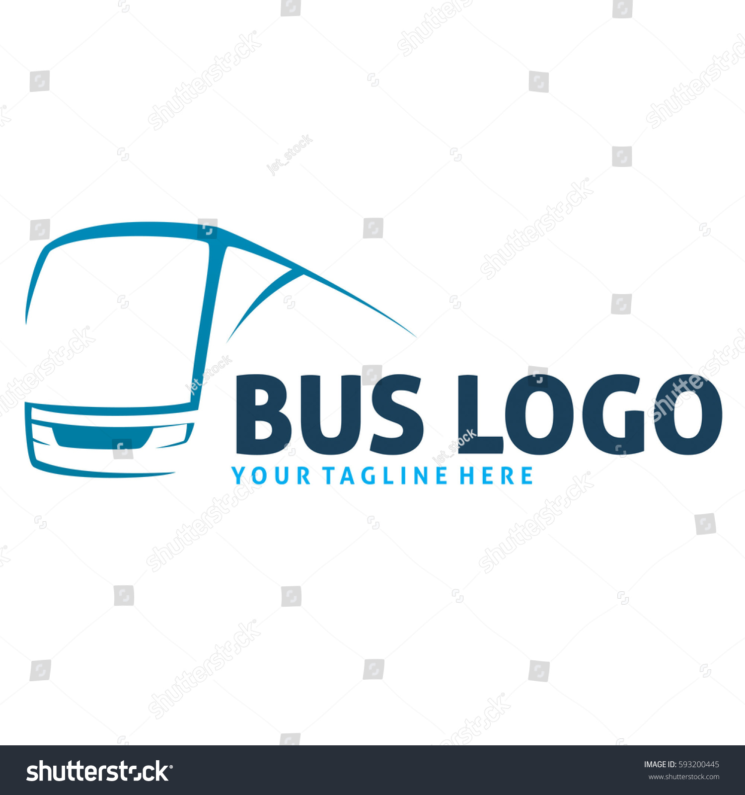 Bus Logo Image Clipart Library