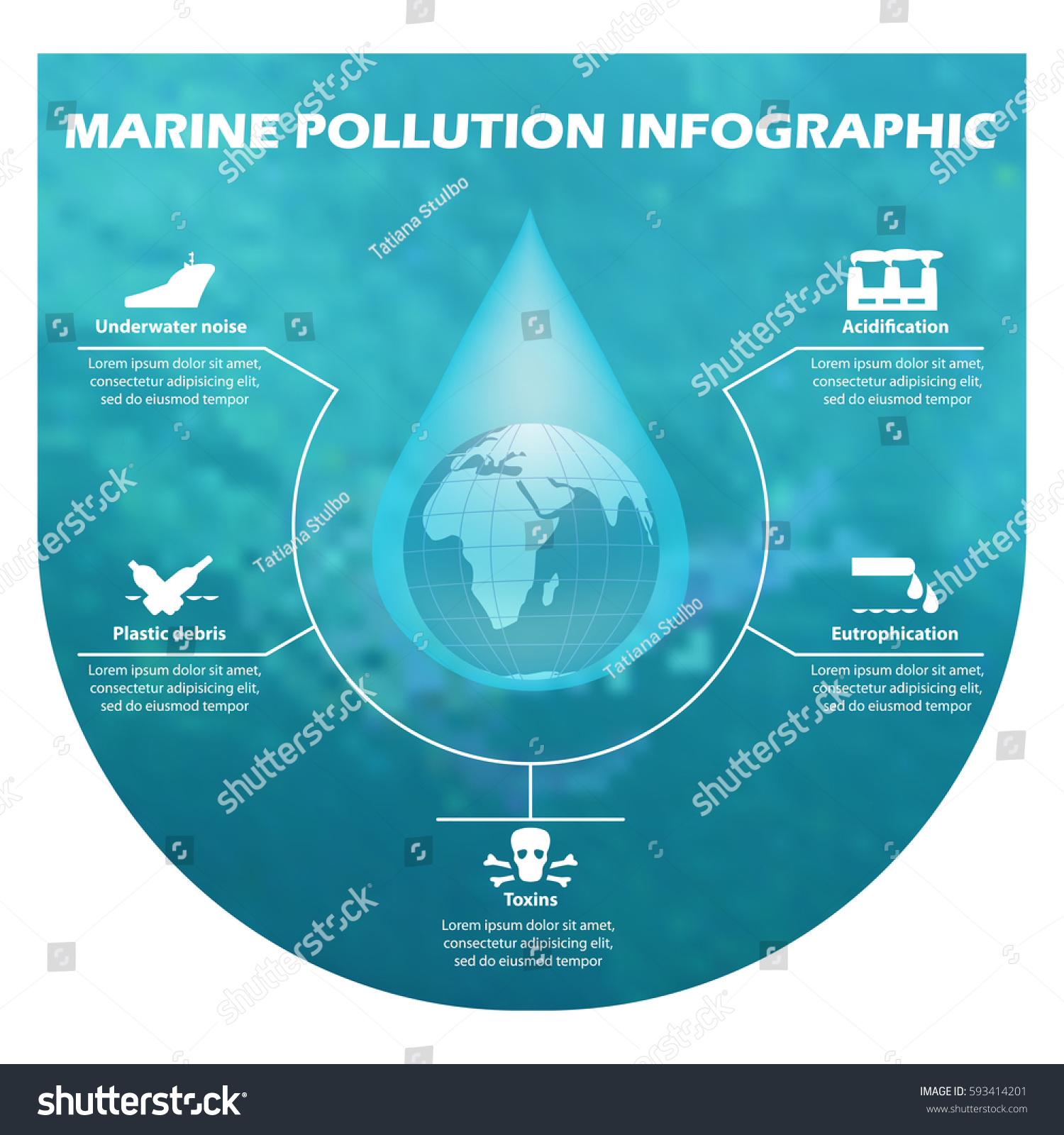 Ecology infographic elements background layout banner stock vector ecology infographic elements for background layout banner diagram web design or brochure pooptronica Image collections