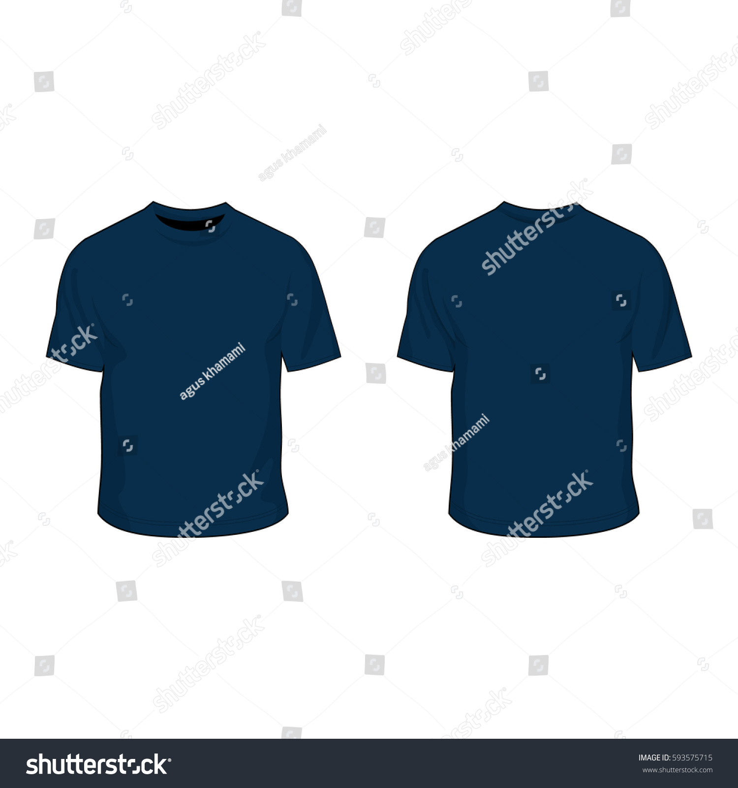 Comfortable navy t shirt template images example resume for Navy blue t shirt template