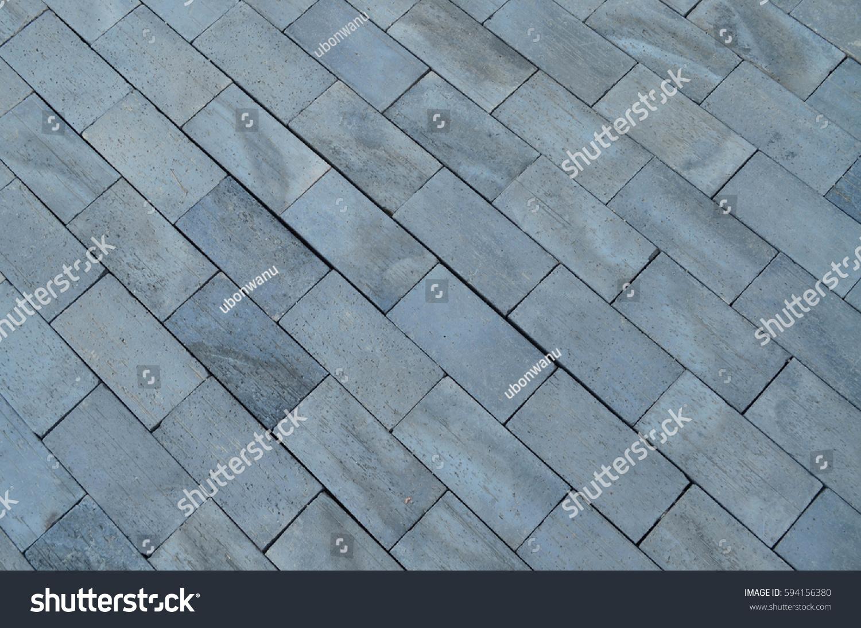 Pattern Gray Granite Tile Floor Background Stock Photo 594156380 ...