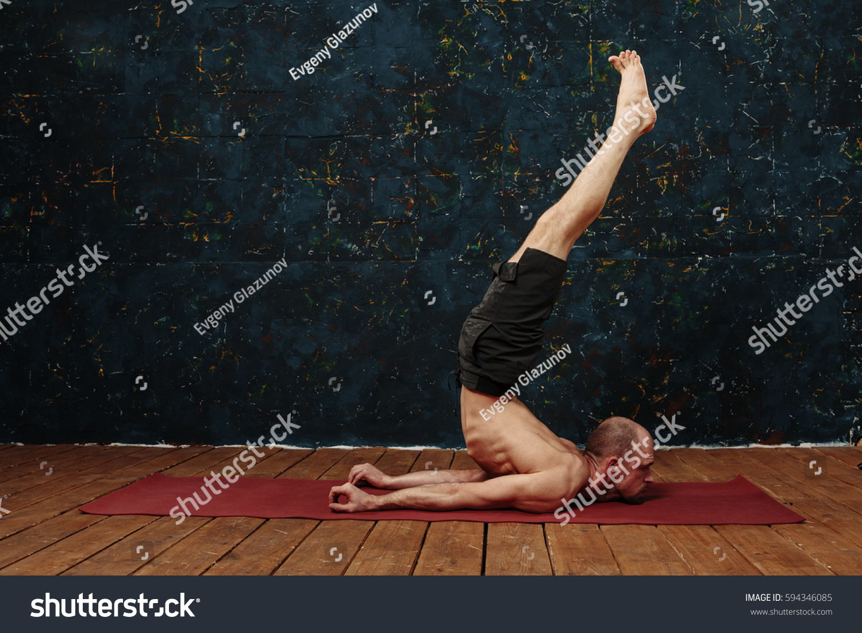 Advanced Yoga Poses Male