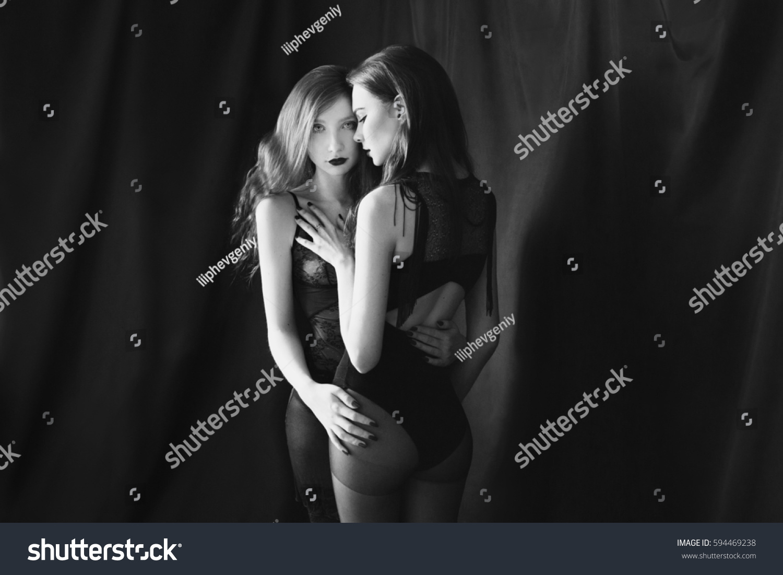 girls in white lesbian