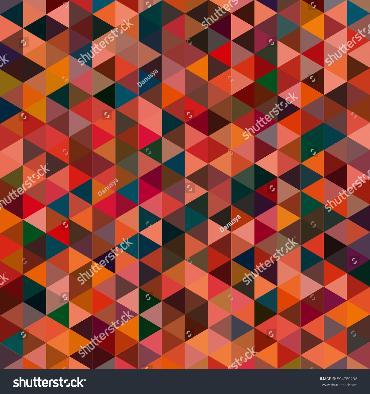 Abstract geometric colorful pattern background decorative - Geometric wallpaper colorful ...
