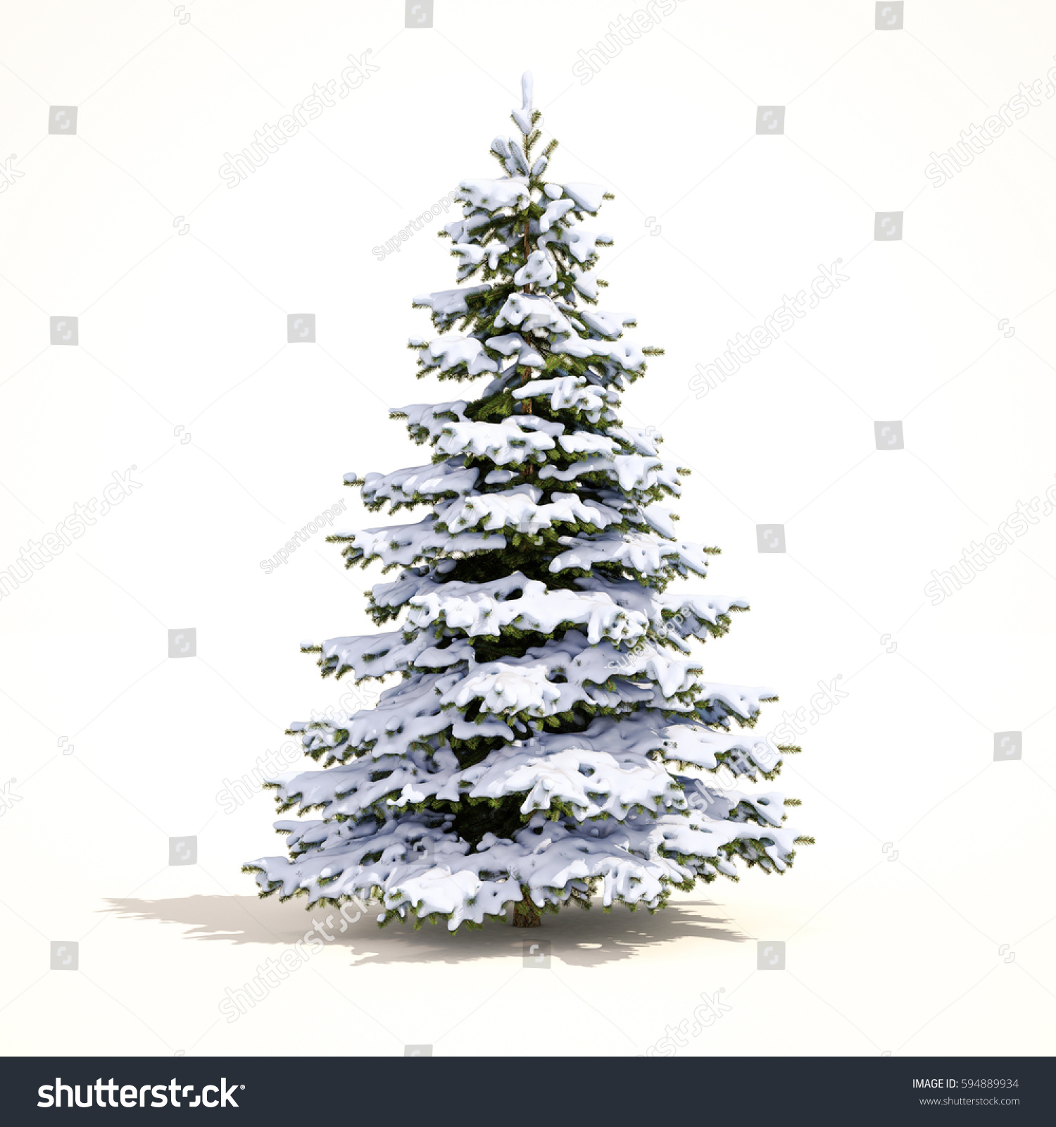 snow covered christmas tree on white background christmas tree background noel tree