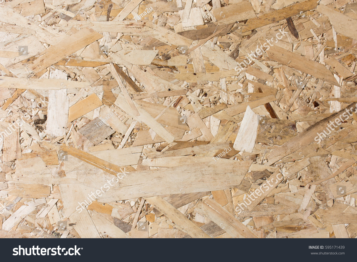 Osb texture plywood board wood background stock