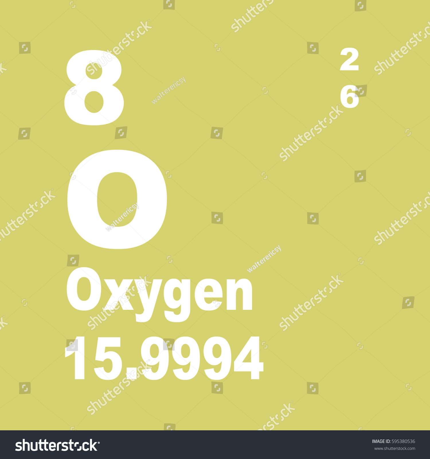 Oxygen periodic table elements stock illustration 595380536 oxygen periodic table of elements gamestrikefo Images