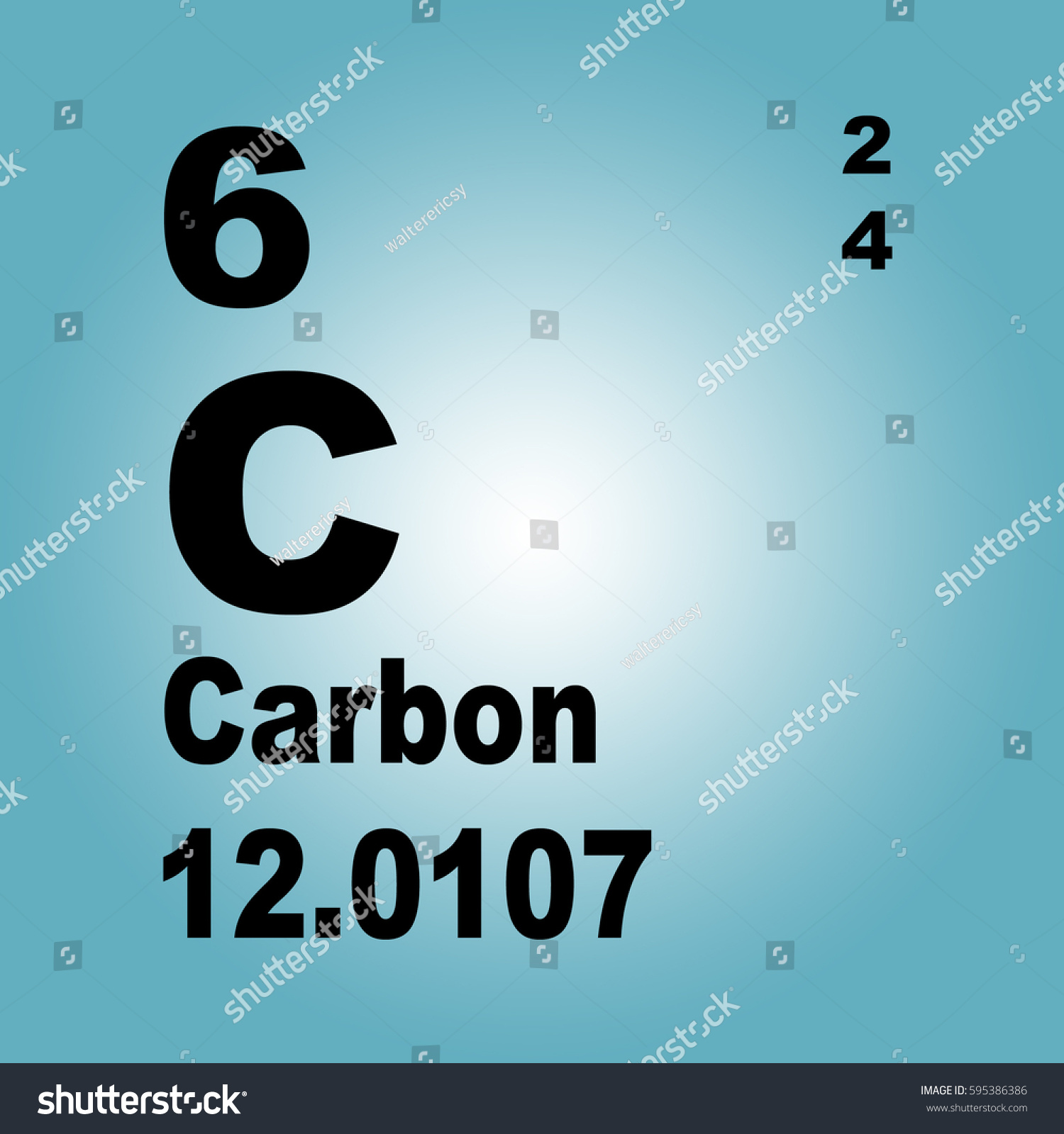 Carbon periodic table elements stock illustration 595386386 carbon periodic table of elements gamestrikefo Gallery