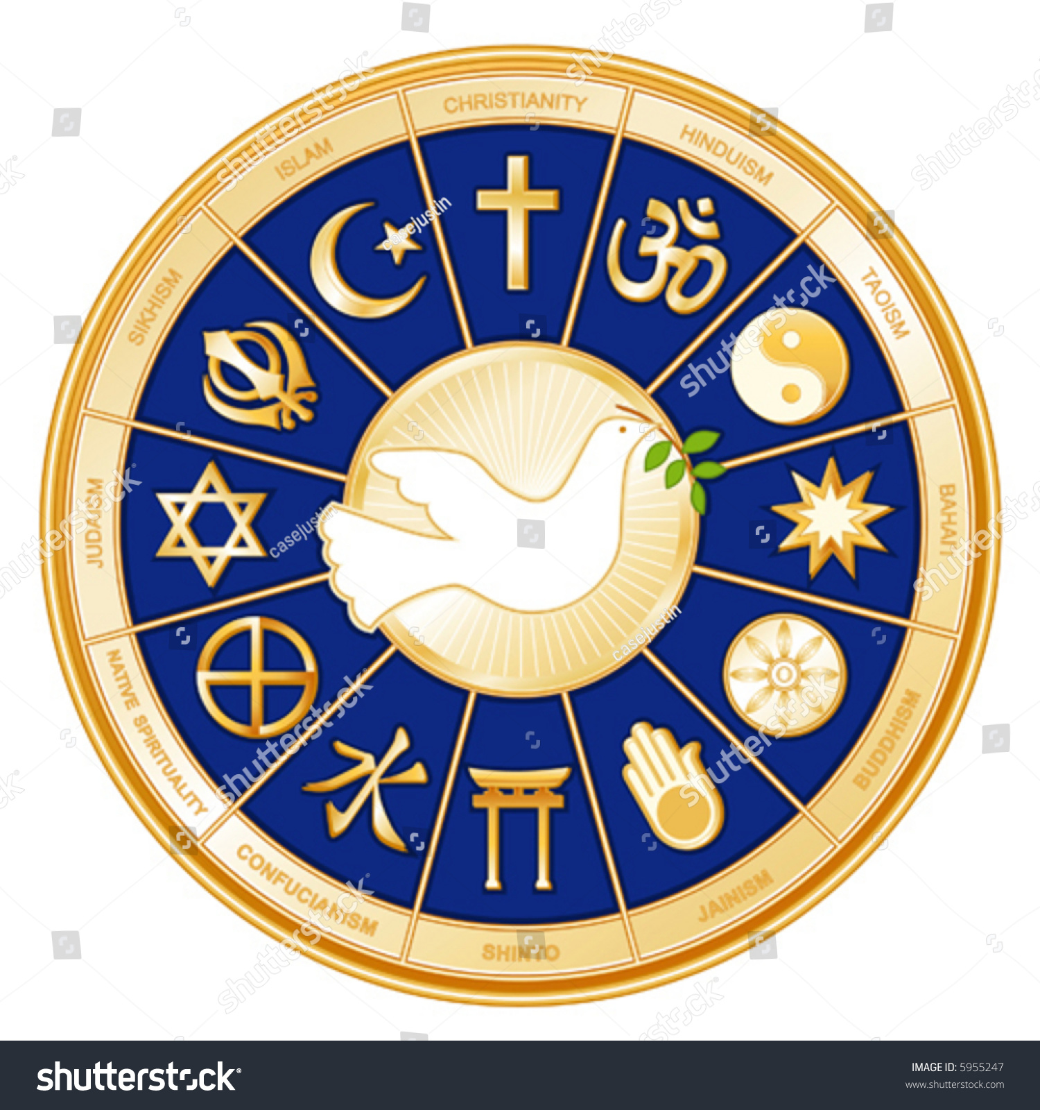 religion and peace christianity and islam s 2010-01-21 essay on religion and peace: the role of christianity for world peace by rev r arulappa,  and love towards all men for god's sake is finally what makes for peace in the world.