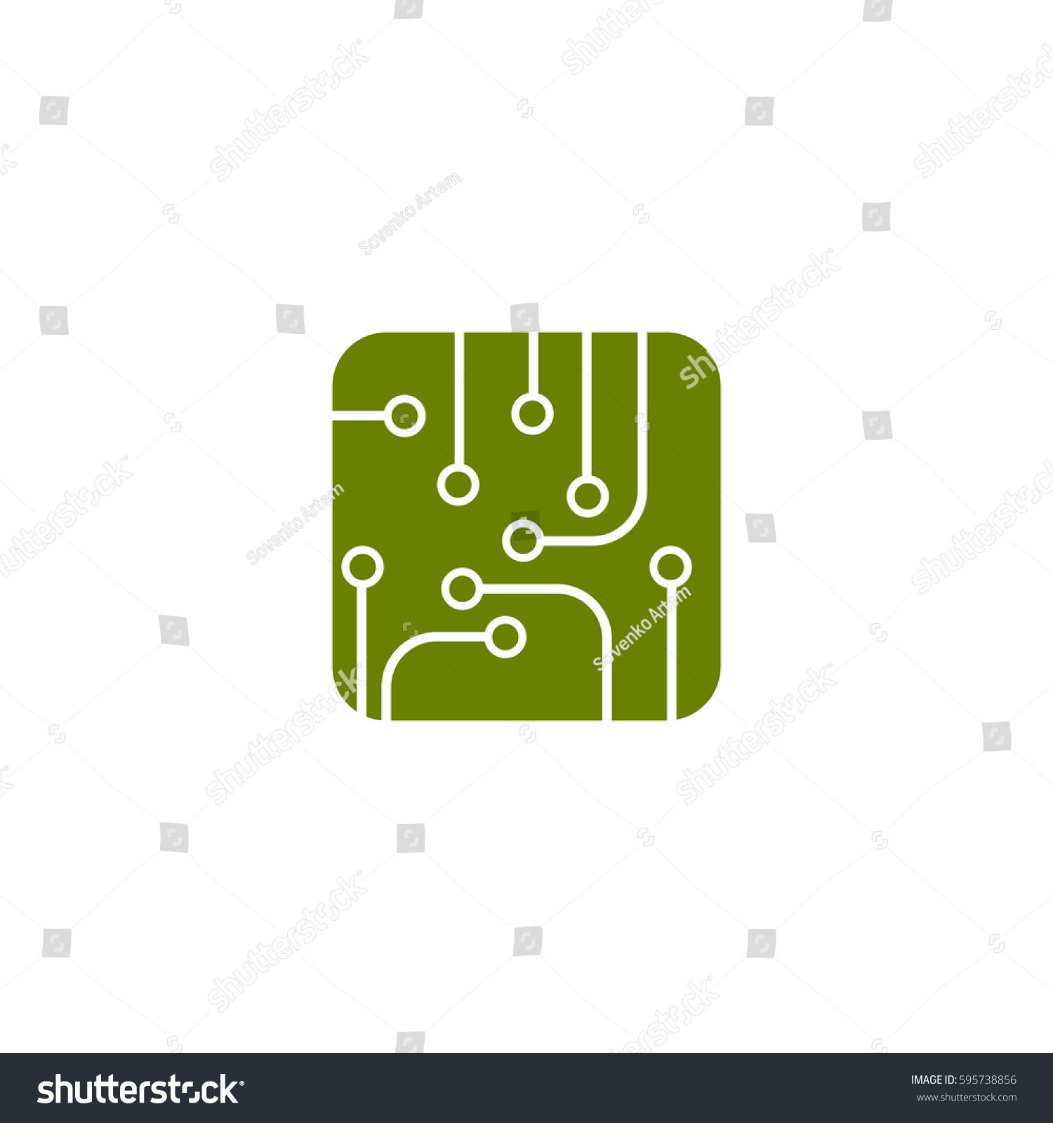 Circuit Board Logo