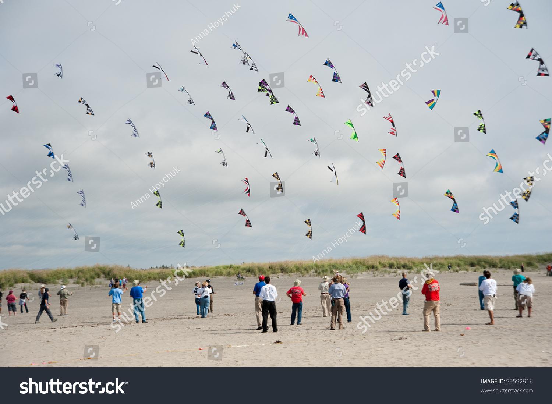 Kite Festival Long Beach Wa