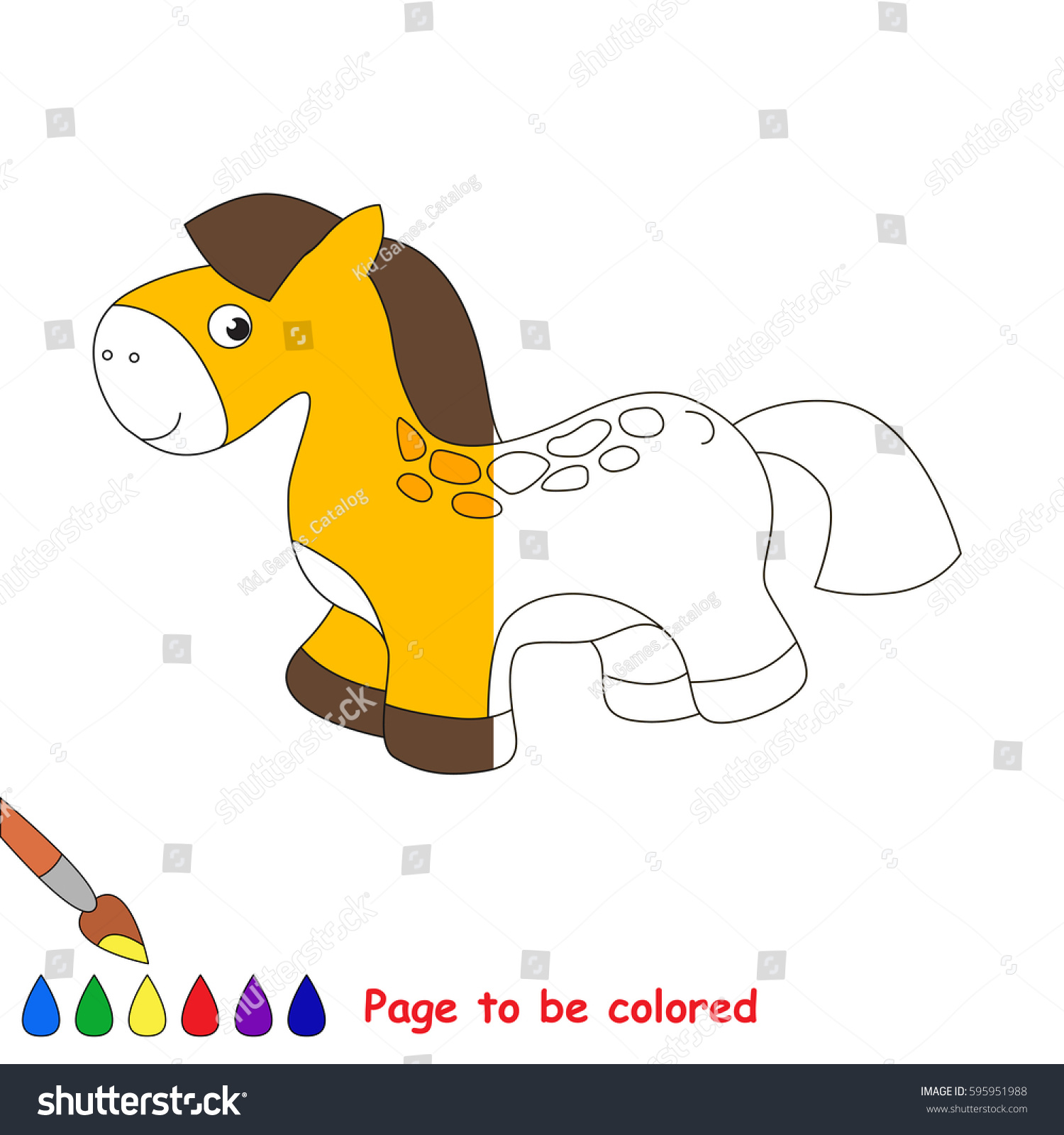 Horse Coloring Games - Coloring Home | 1600x1500