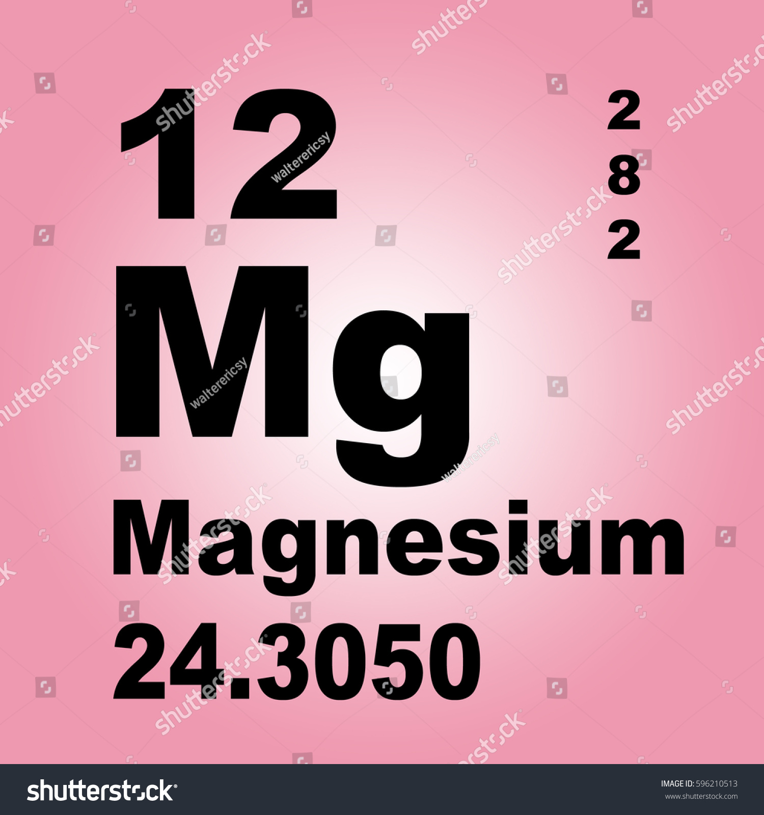 Magnesium periodic table elements stock illustration 596210513 magnesium periodic table of elements gamestrikefo Gallery