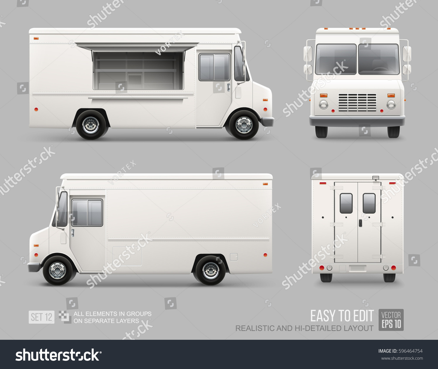 white food truck pictures to pin on pinterest pinsdaddy. Black Bedroom Furniture Sets. Home Design Ideas