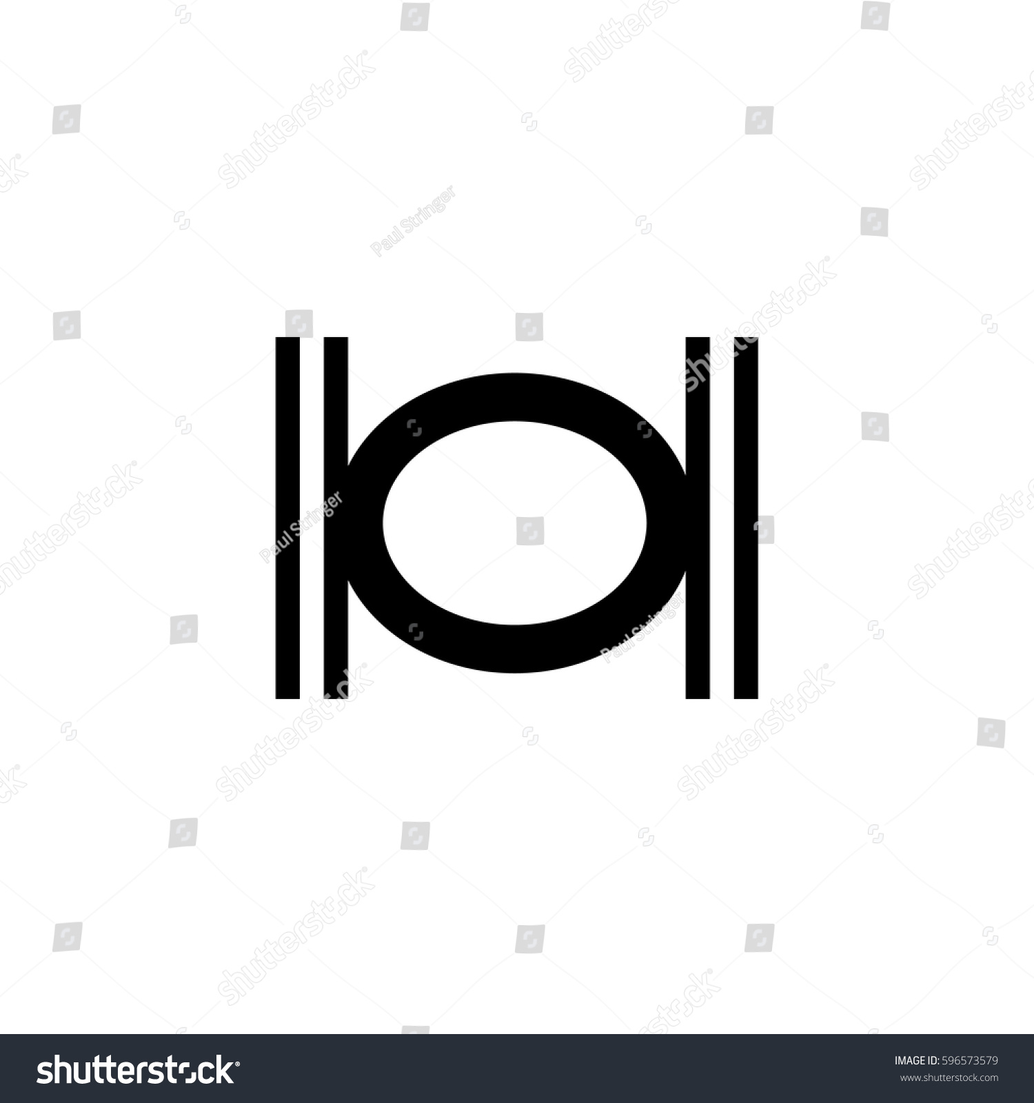Illustrated icon isolated on background double stock vector an illustrated icon isolated on a background double whole note biocorpaavc Gallery