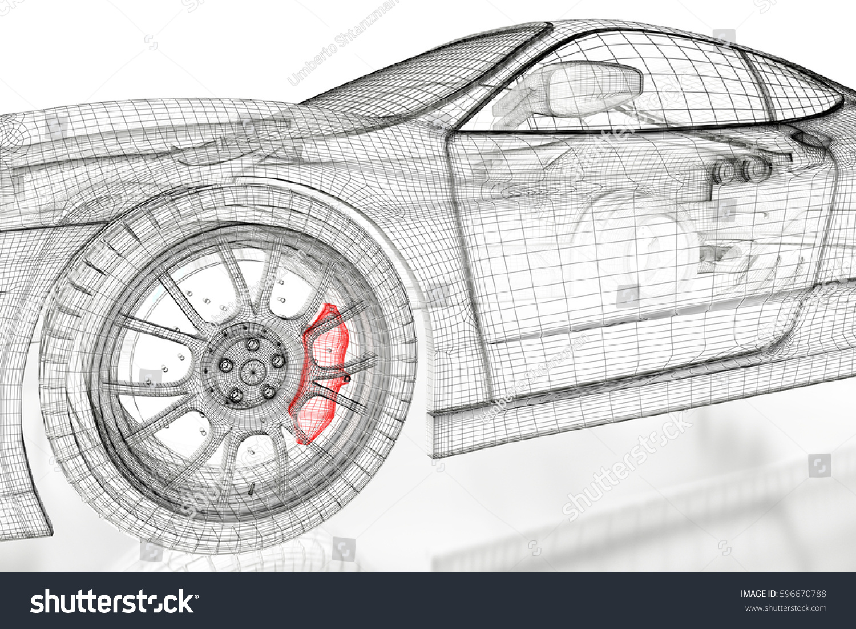 Car vehicle 3 d blueprint mesh model stock illustration 596670788 car vehicle 3 d blueprint mesh model stock illustration 596670788 shutterstock malvernweather Images