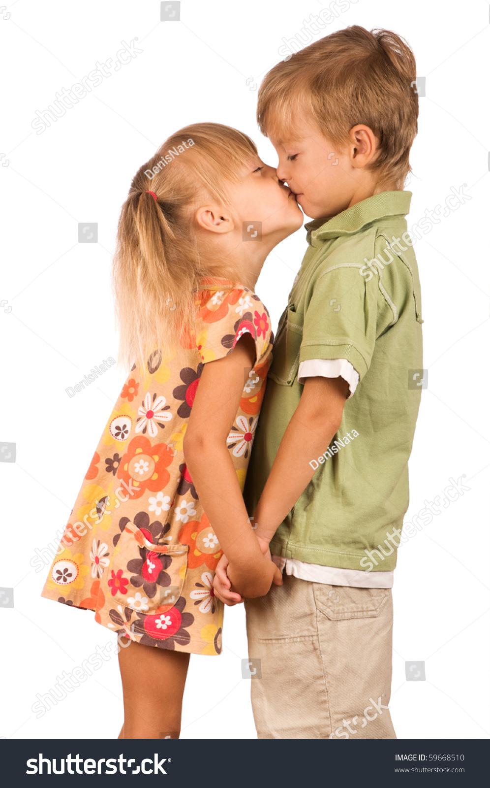 Kissing Girl And Girl