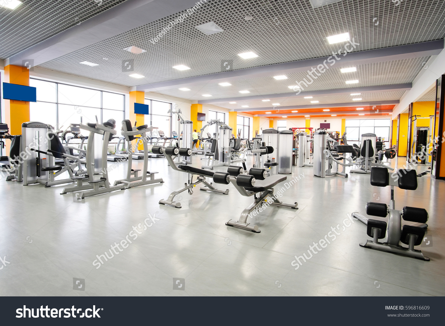 Sports clubs and fitness halls in Kiev