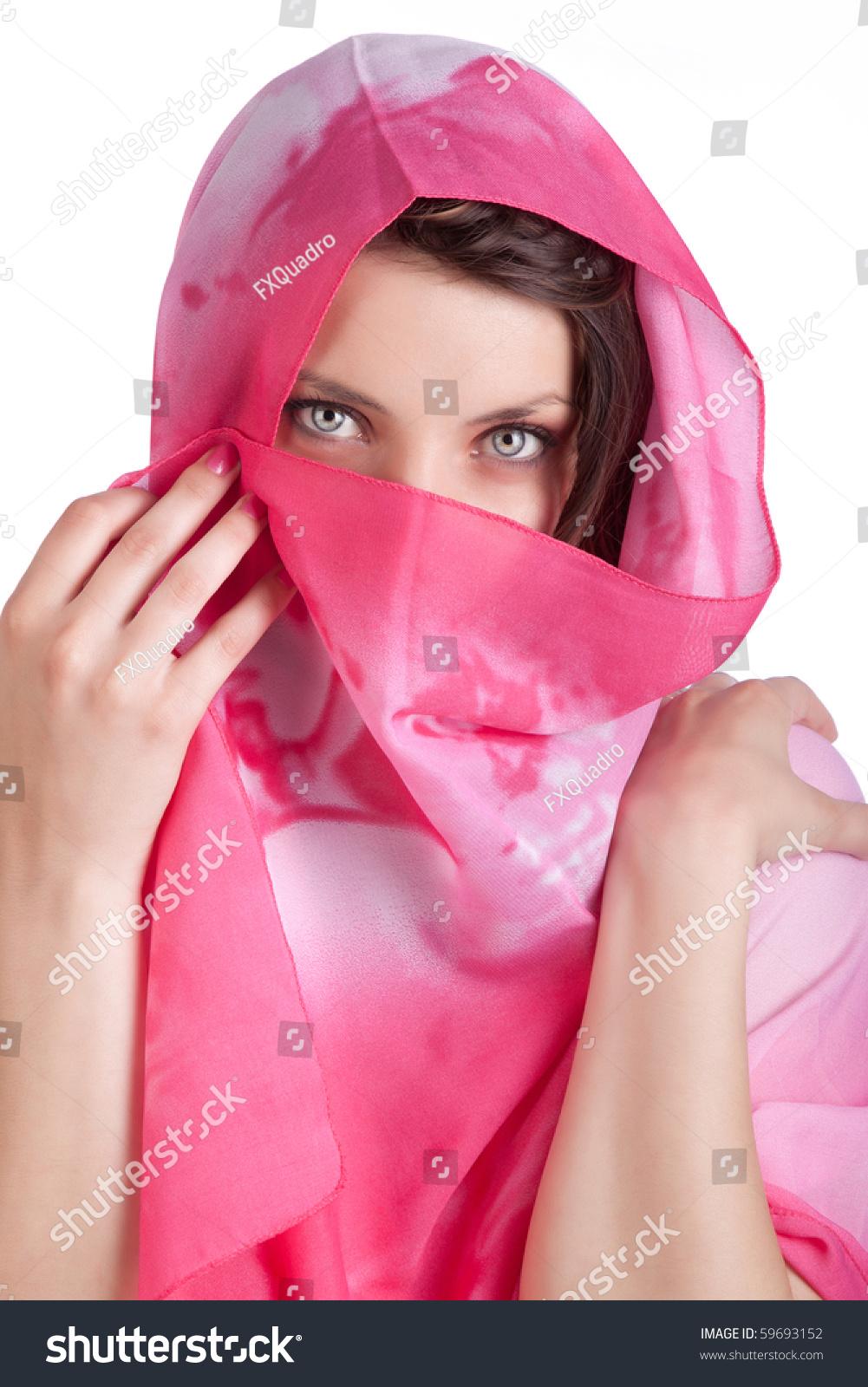 Image Sexy Muslim Girl Stock Photo 59693152 - Shutterstock-7910