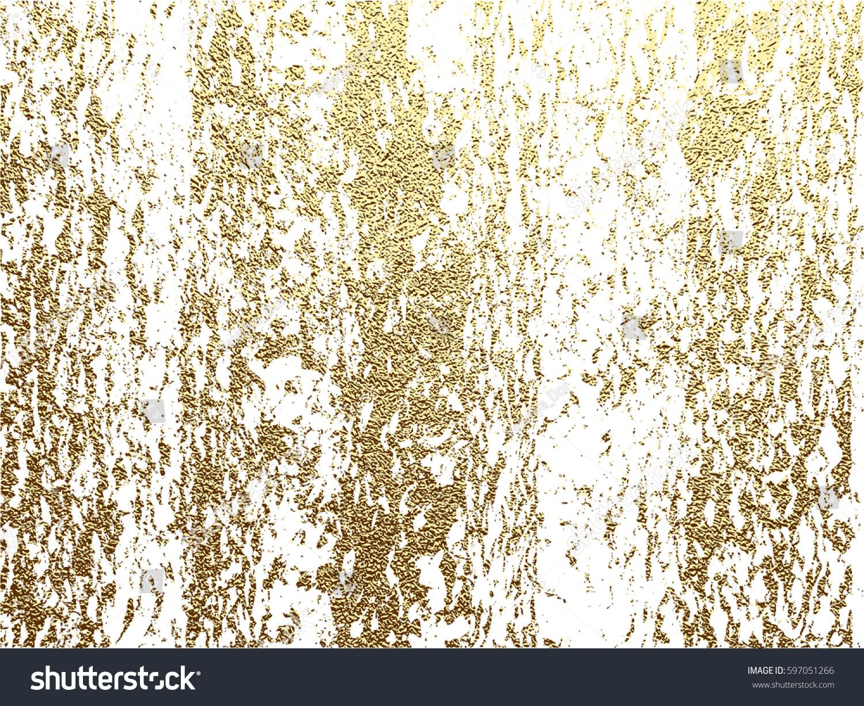 Gold Grunge Texture Distressed Effect Patina Stock-Vektorgrafik ...