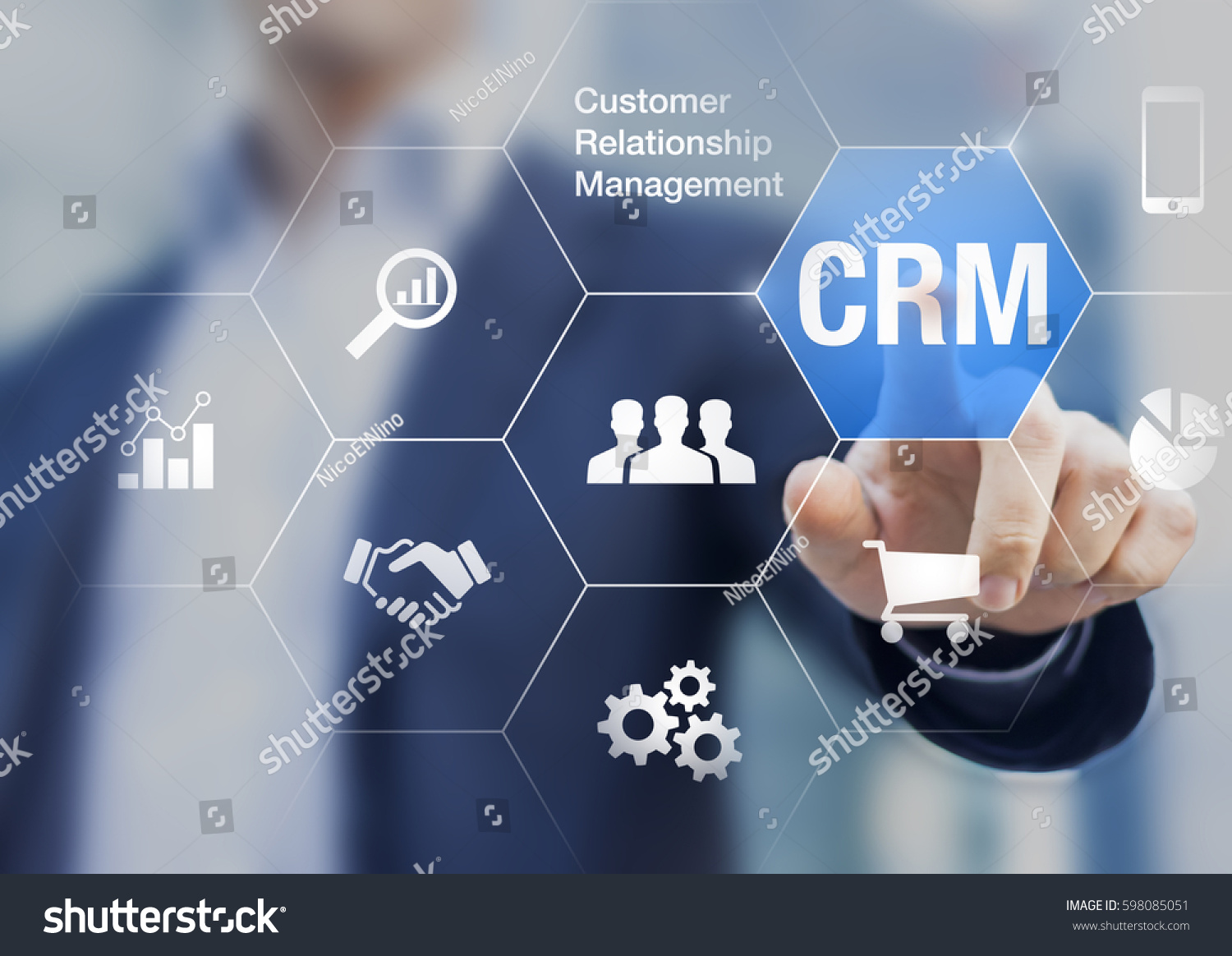 the concept of customer relationship management