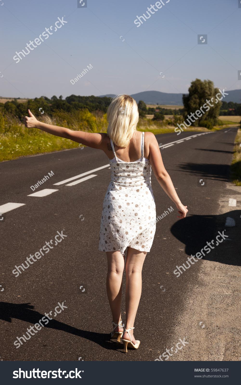 Hitchhiker sex