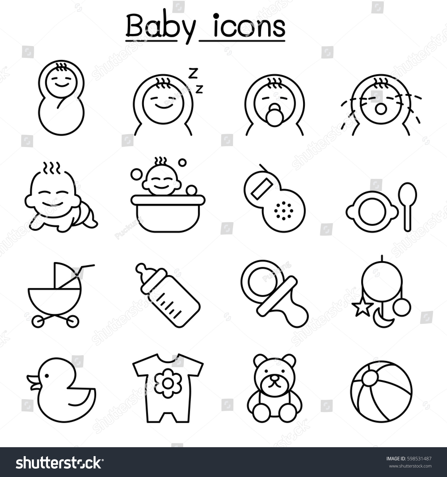 Download now the free icon pack 'Baby Pack 1'. Available source files and IconFont for both personal & commercial use. Office set 50 icons. Logistics Delivery icons. Avatar Set 9 icons. Public transportation 50 icons. Ui interface icons. Morning breakfast 50 icons.