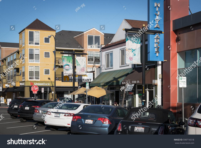 San Jose California United States March Stock Photo Edit Now