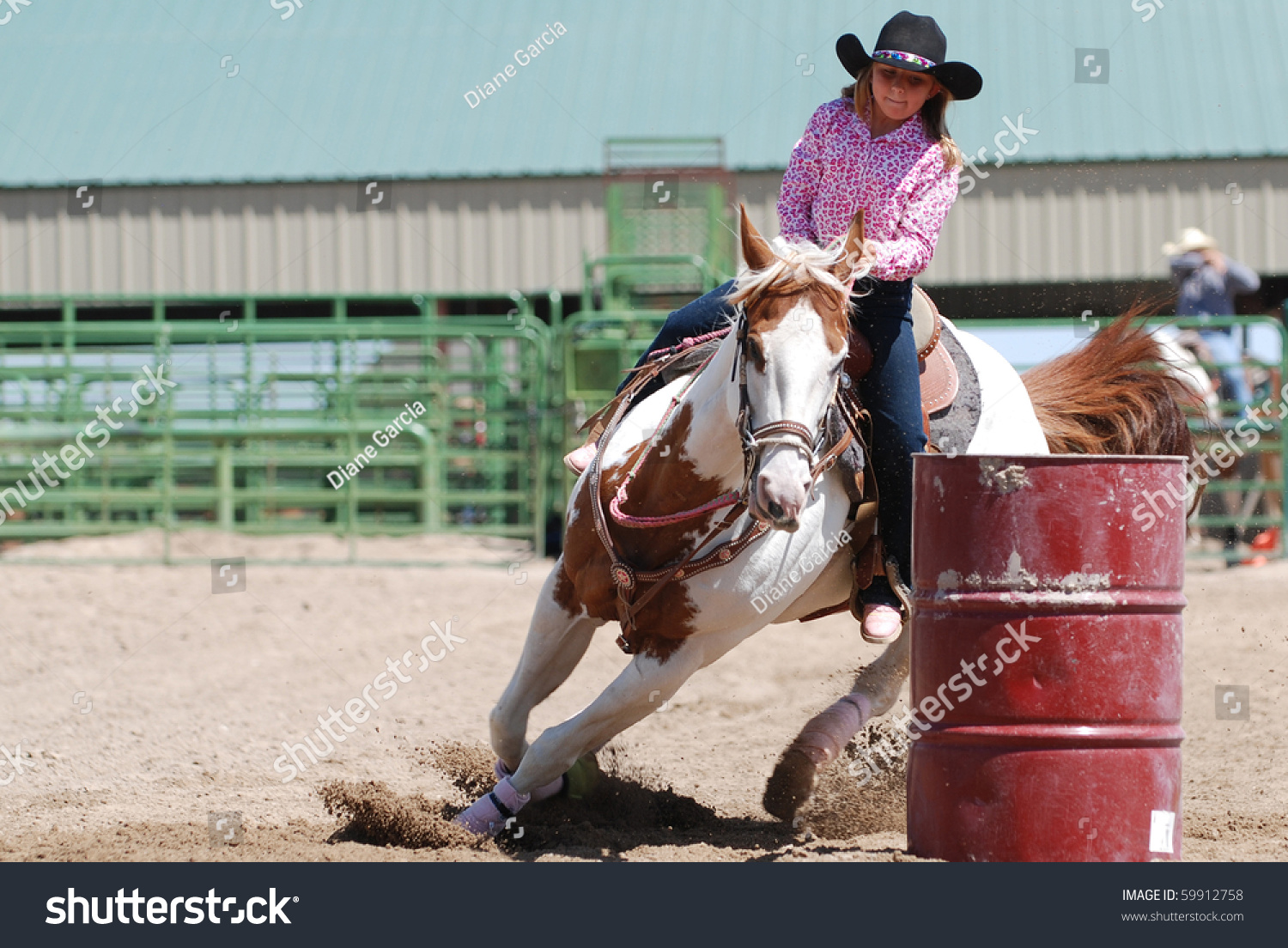 how to get started in barrel racing
