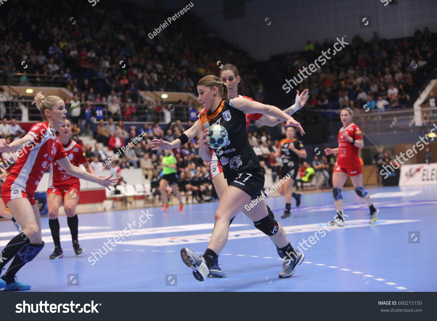 woman handball champions league