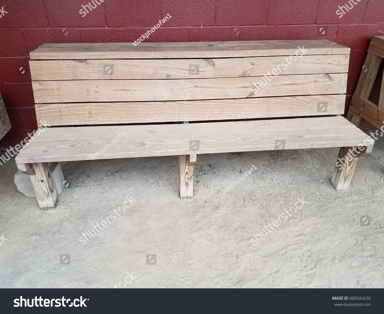 diy pinterest dugout pin bench baseball