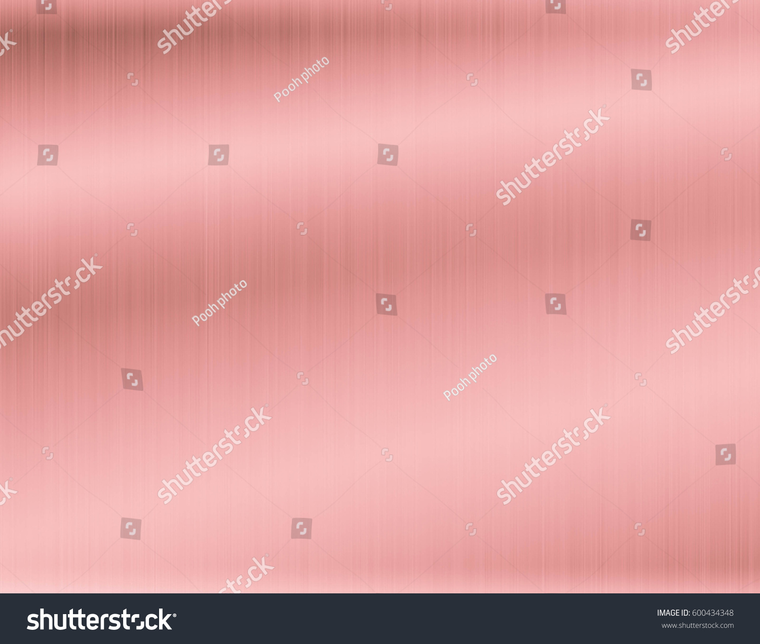Rose Gold Background Stock Illustration 600434348