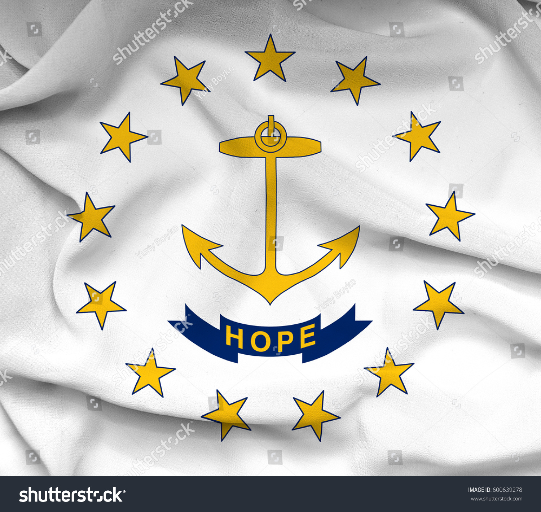 Flag rhode island state usa stock illustration 600639278 flag of rhode island state usa biocorpaavc Choice Image