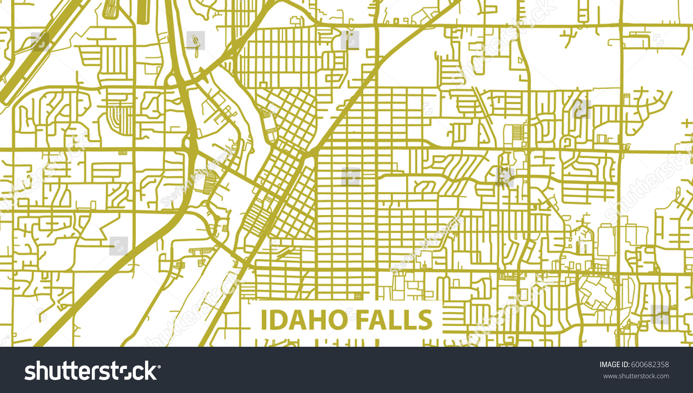 Idaho Maps Map Of Idaho Preliminary Integrated Geologic Map - Us map detailed