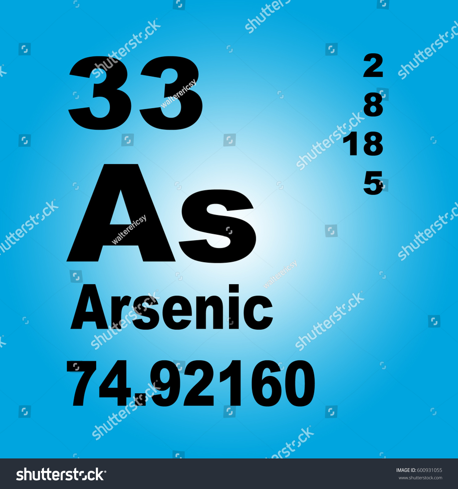 Arsenic periodic table elements stock illustration 600931055 arsenic periodic table of elements biocorpaavc Image collections