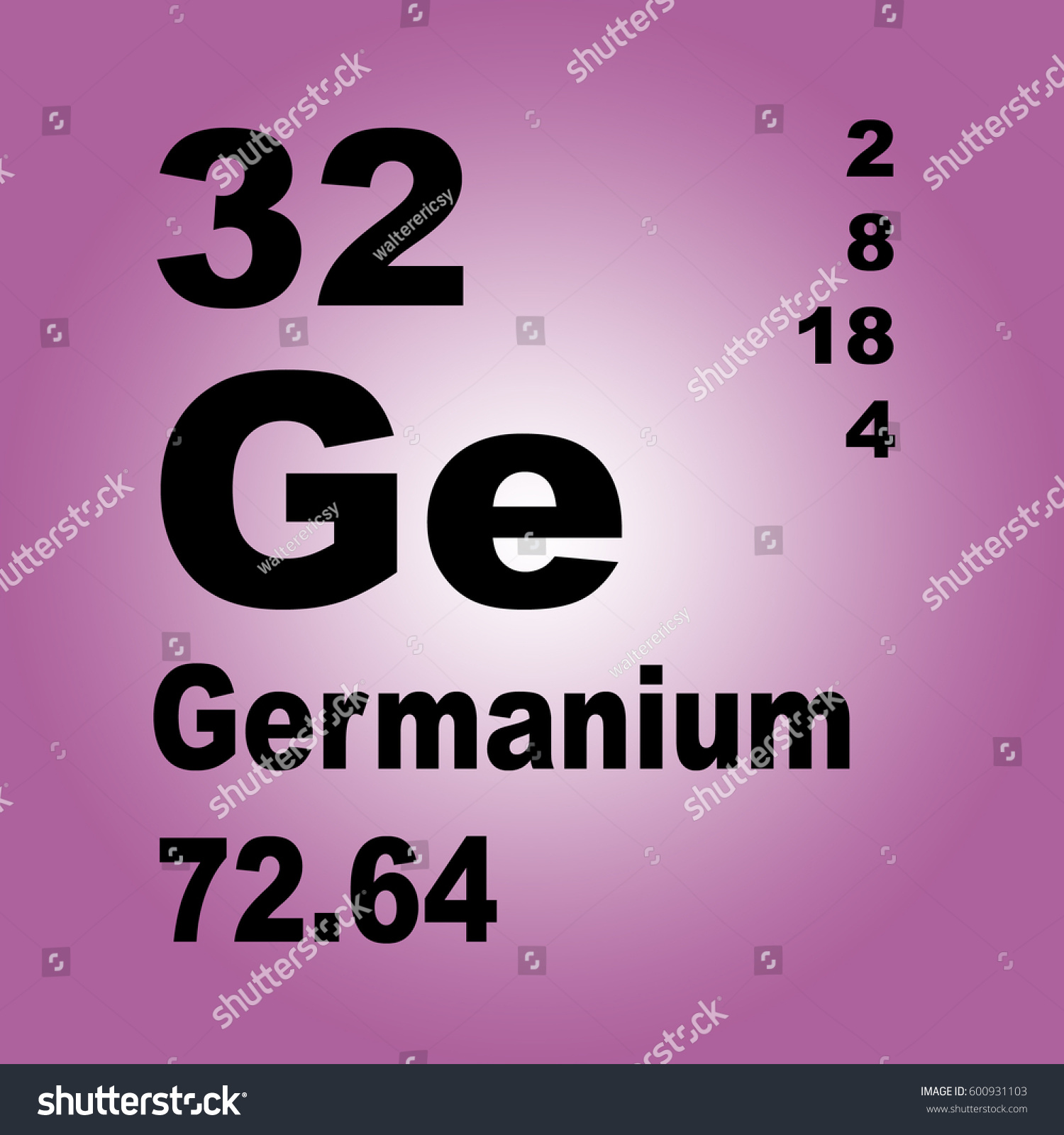 Germanium periodic table choice image periodic table images germanium periodic table elements stock illustration 600931103 germanium periodic table of elements gamestrikefo choice image gamestrikefo Image collections