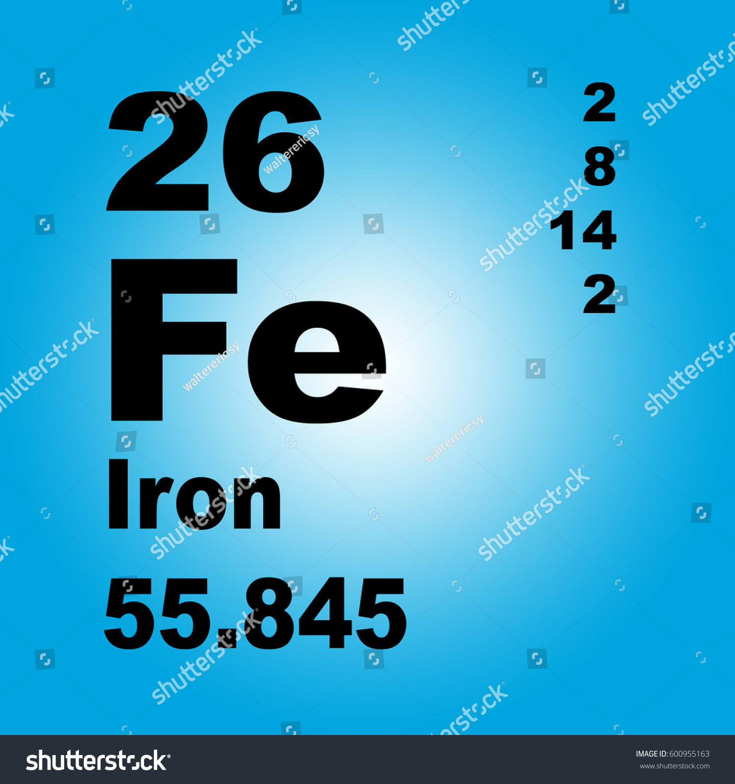 Symbol for iron on periodic table choice image periodic table images iron periodic table elements stock illustration 600955163 iron periodic table of elements gamestrikefo choice image gamestrikefo Image collections