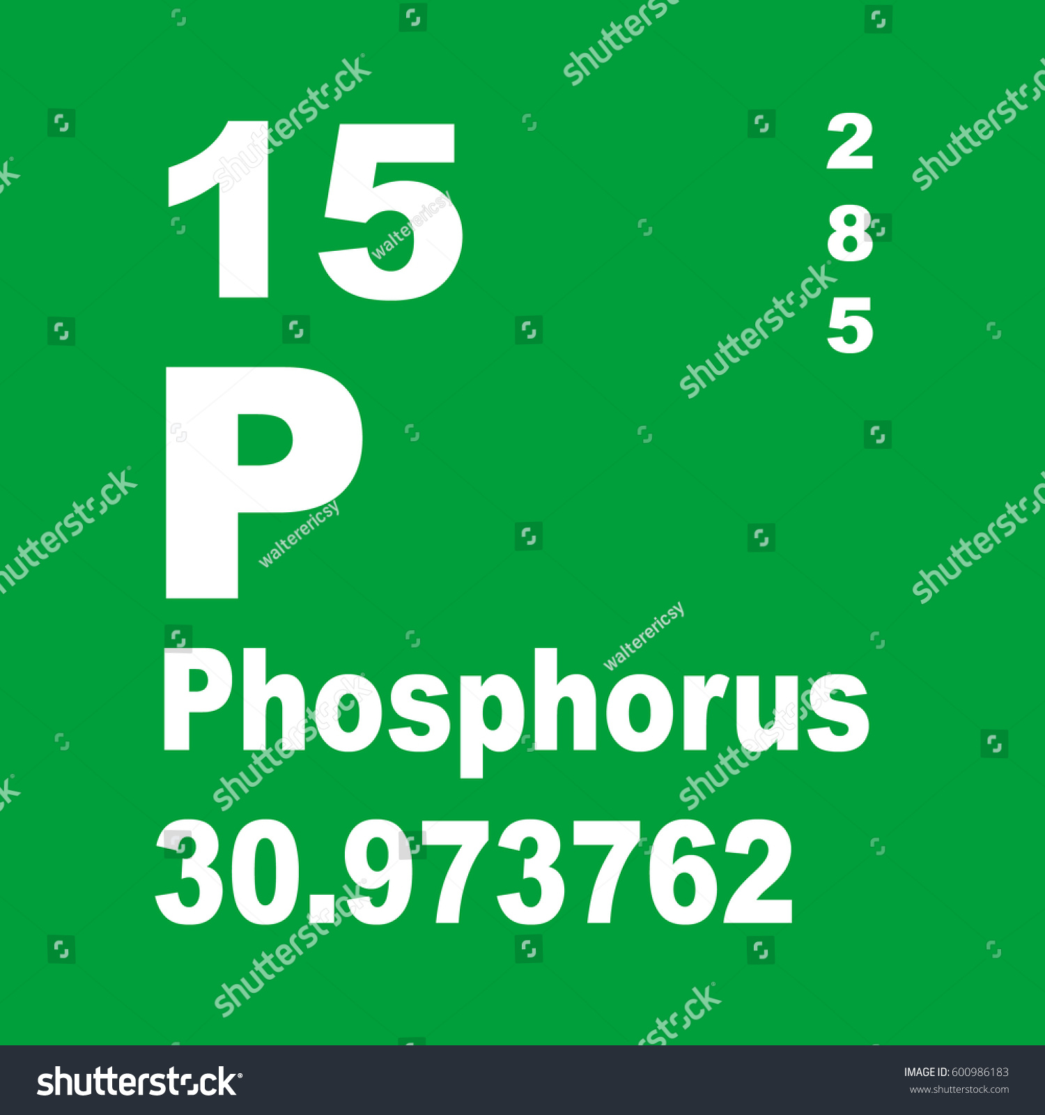 Phosphorus Periodic Table Facts Periodic Diagrams Science